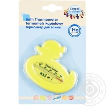 Термометр Canpol babies для ванны