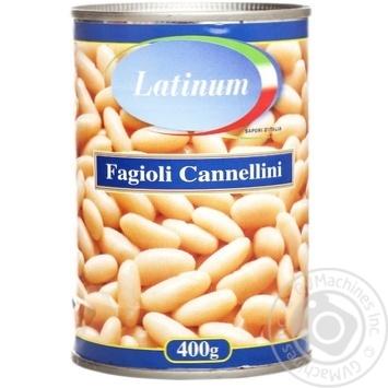 Фасоль Latinum Fagioli Cannellini 400г