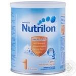 Суміш молочна Нутрілон 1 суха з пребіотиками 400г Нідерланди