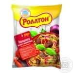 Pasta Rollton with beef ready-to-cook 85g