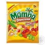 Конфеты жевательные Mamba Фрумеладки Фруктовый микс 72г