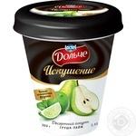 Йогурт десертный Дольче Искушение Груша-Лайм 2,5% 300г