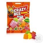 Цукерки желейні Рошен Crazy Bee Gummi Activities 100г