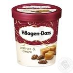 Мороженое Haagen-Dazs Пралине 500мл