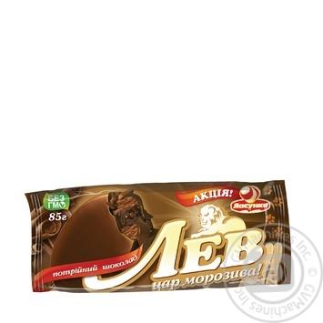 Lasunka Leo Triple Chocolate Ice Cream - buy, prices for Novus - image 3