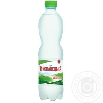 Минеральная вода Трускавецкая природная столовая слабогазированная 500мл
