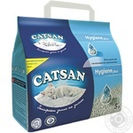 Cat litter Catsan Hygiene plus 5000g
