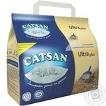 Cat litter Catsan Ultra plus 5kg