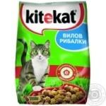 Корм Kitekat Рибне асортi сухий для котів 400г