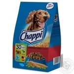 Food Chappi with vegetables dry for pets 13500g