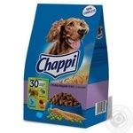 Food Chappi with vegetables dry for pets 500g