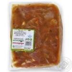 Шашлик П'ятачок з декором зі свинини охолоджений