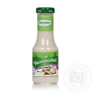 Develey Garlic Sauce 200g - buy, prices for Novus - image 1