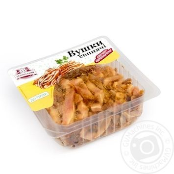 Baschinsky Pork Smoked Ears - buy, prices for Auchan - image 2