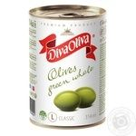 olive Diva oliva green with bone 300g can