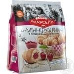 Croissant Cafe marseille cherry 180g