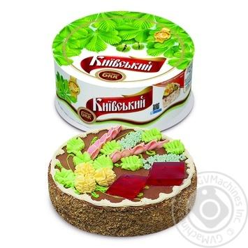 BKK Kyivskyi Airy-Peanut Torte - buy, prices for Furshet - image 2