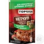 Кетчуп Торчин Чілі 600г