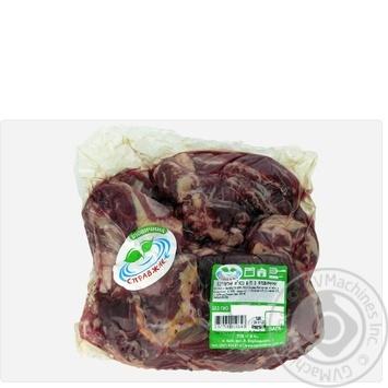 Котлетное мясо говяжье охлажденное