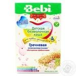 Pap Bebi buckwheat with prebiotic dairy-free for children from 4 months 200g