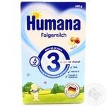 Смесь Humana 3 600г
