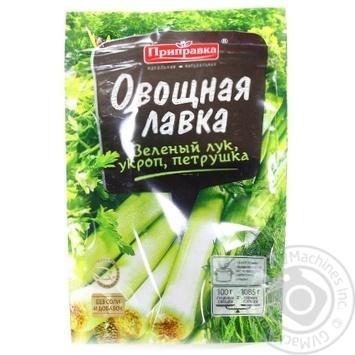Приправа Приправка смесь зелени 20г