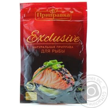Приправа Приправка Эксклюзив для рыбы без соли 50г