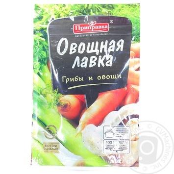 Spices Pripravka vegetable mushroom 40g
