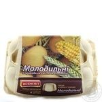Egg Yasensvit Molodylni chilled c1 6pcs 330g