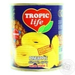 Fruit pineapple Tropic life ring 850ml can