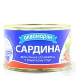 Akvamaryn Fried Sardines in tomato sauce 240g