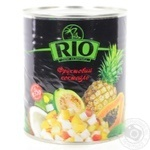 Fruit cocktail Rio 850ml Thailand - buy, prices for Novus - image 3