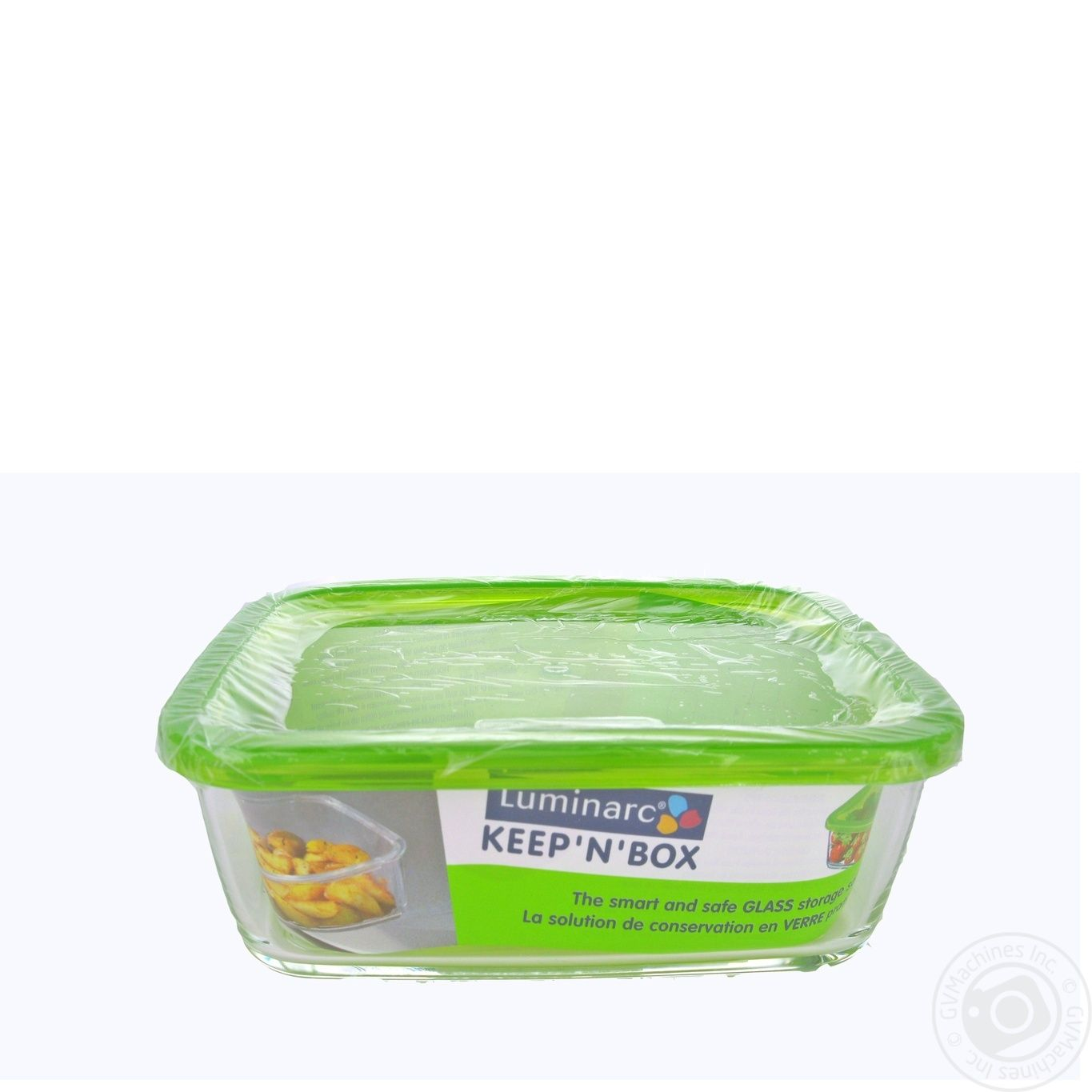 Food storage box Luminarc for food products 1160 Household