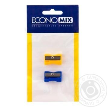 Набір чинок пластикових 1 лезо ас. 2 шт. E19950