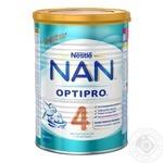 Смесь молочная Нестле Нан 4 сухая для детей с 18 месяцев 400г