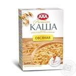 Oatmeal porridge Axa quick-cooking 6 portions 240g Ukraine