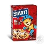 Сухі сніданки Start Шарики-ролики 250г