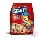 Start Balls & Loops Grain Breakfast Cereals