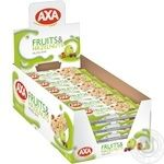 Candy bar Axa grain fruit 23g