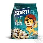 Готовый зерновой завтрак Start Веселый Роджер 500г