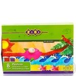 Пластилін ZiBi 8 кольорів 200г - купити, ціни на CітіМаркет - фото 6