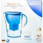 Фильтр BRITA Марелла XL синий