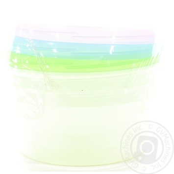 Set of Food Containers 3pcs 0,5l - buy, prices for UltraMarket - photo 2