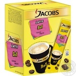 Jacobs Latte 3in1 Latte In Stick Instant Coffe 13g