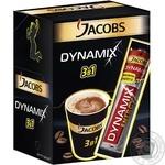 Кофе Jacobs dynamix 3в1 24шт*13г