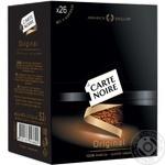 Кофе Карт Нуар 100% арабика натуральный растворимый сублимированный в стиках 2г