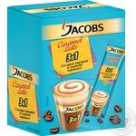 Кофе Jacobs латте-карамель 3в1 24шт * 12.3г