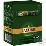 Jacobs Monarch instant coffee 1.8g*26pcs