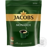 Кофе Jacobs Monarch растворимый 300г