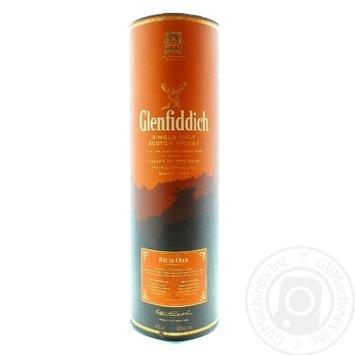 Віскі 0,7л 40% Glenfiddich 14 yo Rich Oak